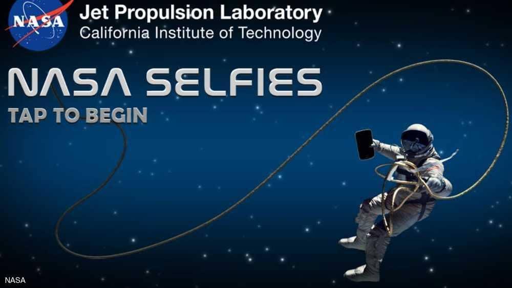 لمهووسي السيلفي..ناسا تمنحكم فرصة لالتقاط سيلفي في الفضاء