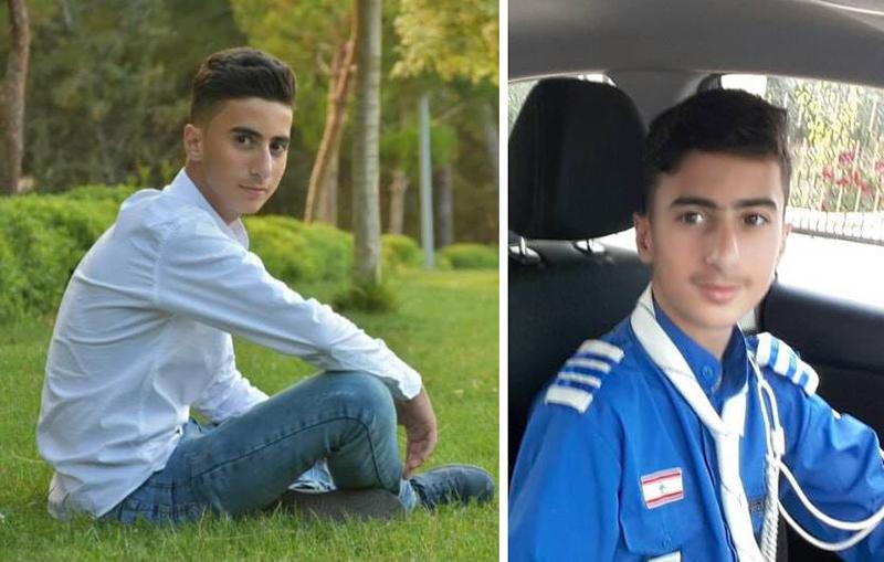 بعد صراع مع مرض أنهك جسده الطري...الشاب محمود بعلبكي، ابن بلدة سلعا قاوم مرضه وقضى