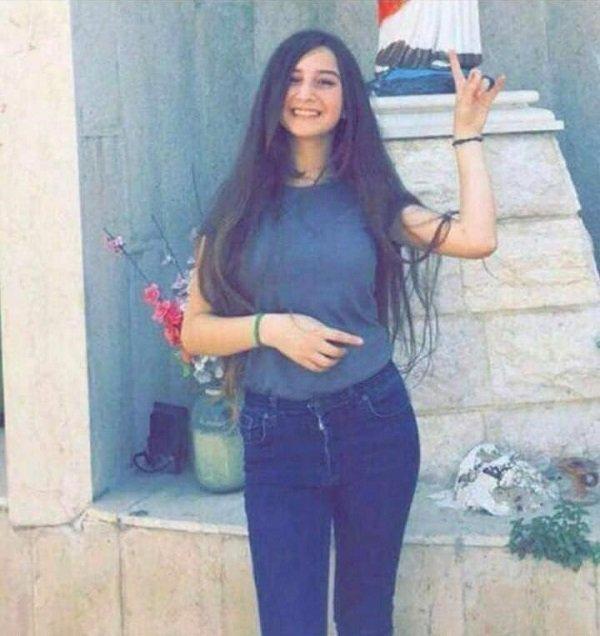 """بالصورة/ كانت تقوم بزيارة لعمتها في الطريق الجديدة..  """"ريان"""" ابنة الـ15 عاماً مفقودة في بيروت!"""