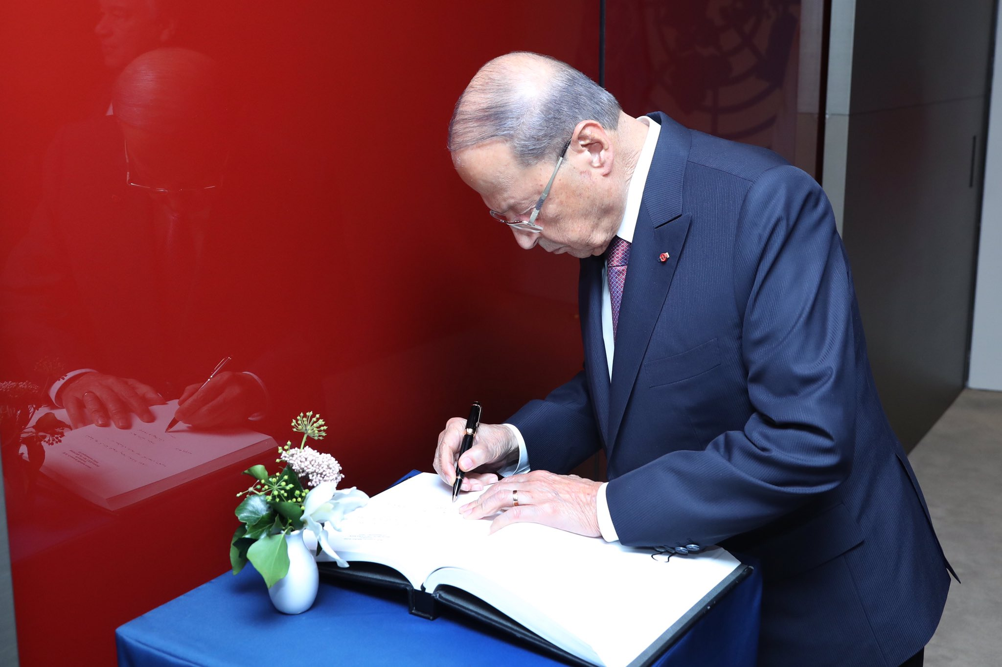الرئيس عون:  تعميم الفساد على الجميع أفقد ثقة اللبنانيين بقياداتهم وأثر سلباً على سمعة لبنان في الخارج والجيل الشاب هو الذي يصنع الإصلاح