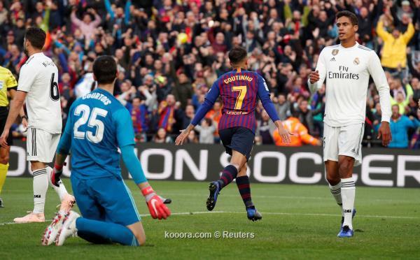 برشلونة يعمق جراح ريال مدريد بخماسية مُذلة