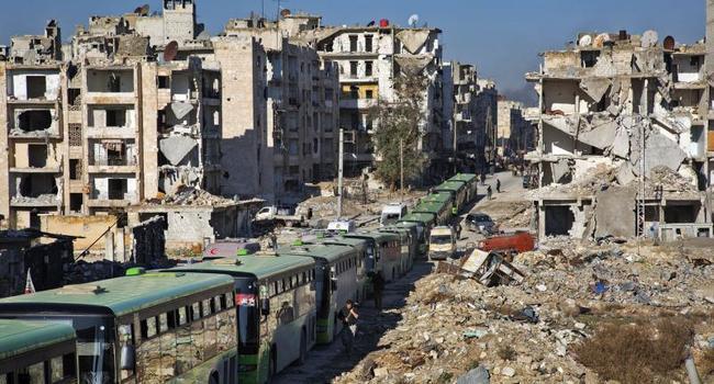 """""""خطأ إنساني فادح"""" في إدلب...""""لا تسمحوا بحدوث ذلك""""...تحذير غريب من ترامب"""