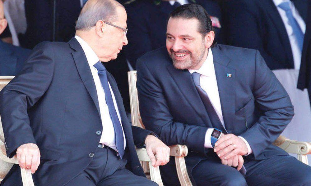 الرئيس الحريري يتصل بالرئيس عون والراعي مهنئاً بعيد الميلاد المجيد