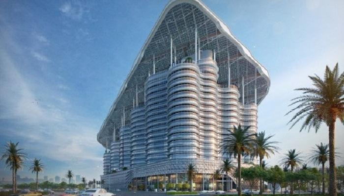 أعلى وأكبر وأذكى مبنى كهرباء في العالم في دبي...مليار درهم تكلفته والذكاء الاصطناعي يديره