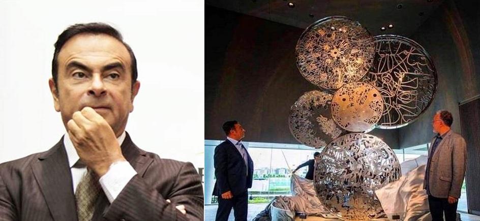 بالفيديو/ نصب فني لبناني بمليون دولار فجّر غضب اليابان على كارلوس غصن!