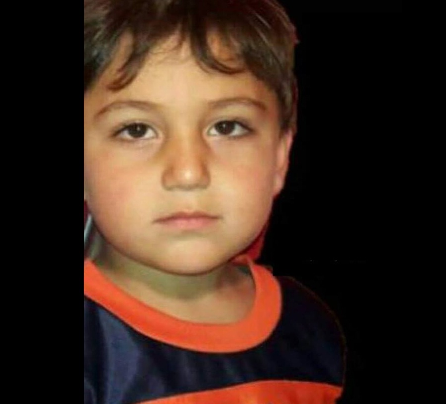 """في طيردبا.. الطفل """"جود"""" توفي بحادث أليم.. إبن الـ5 سنوات وقعت عليه واجهة تلفاز من الرخام"""