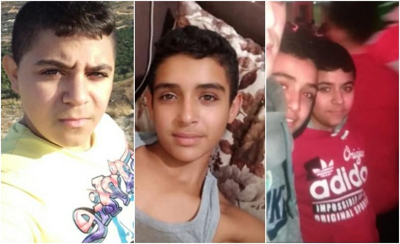 بعد فقدانهما منذ الصباح... العثور على الطفلين محمد وإيهاب البضن في ساحة الشهداء