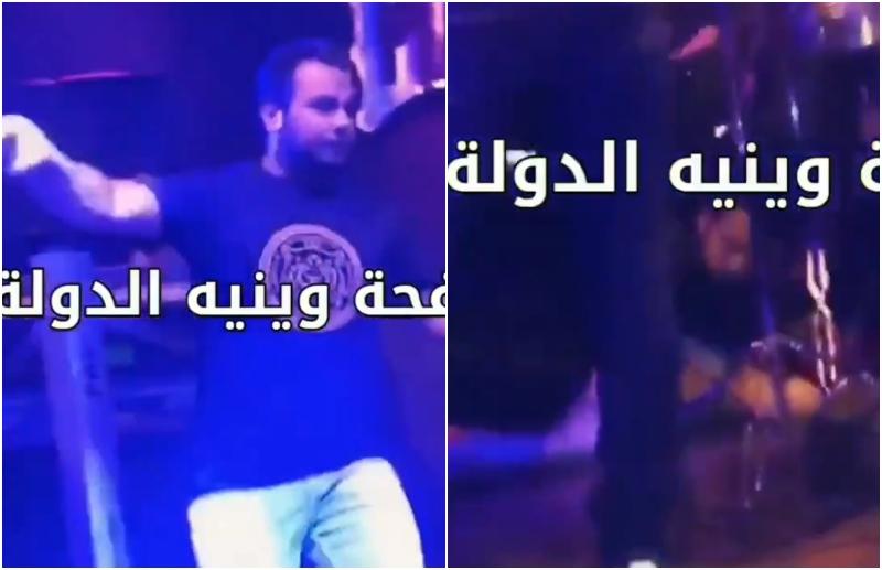بالفيديو/ انهيار الفنان وديع الشيخ على المسرح!