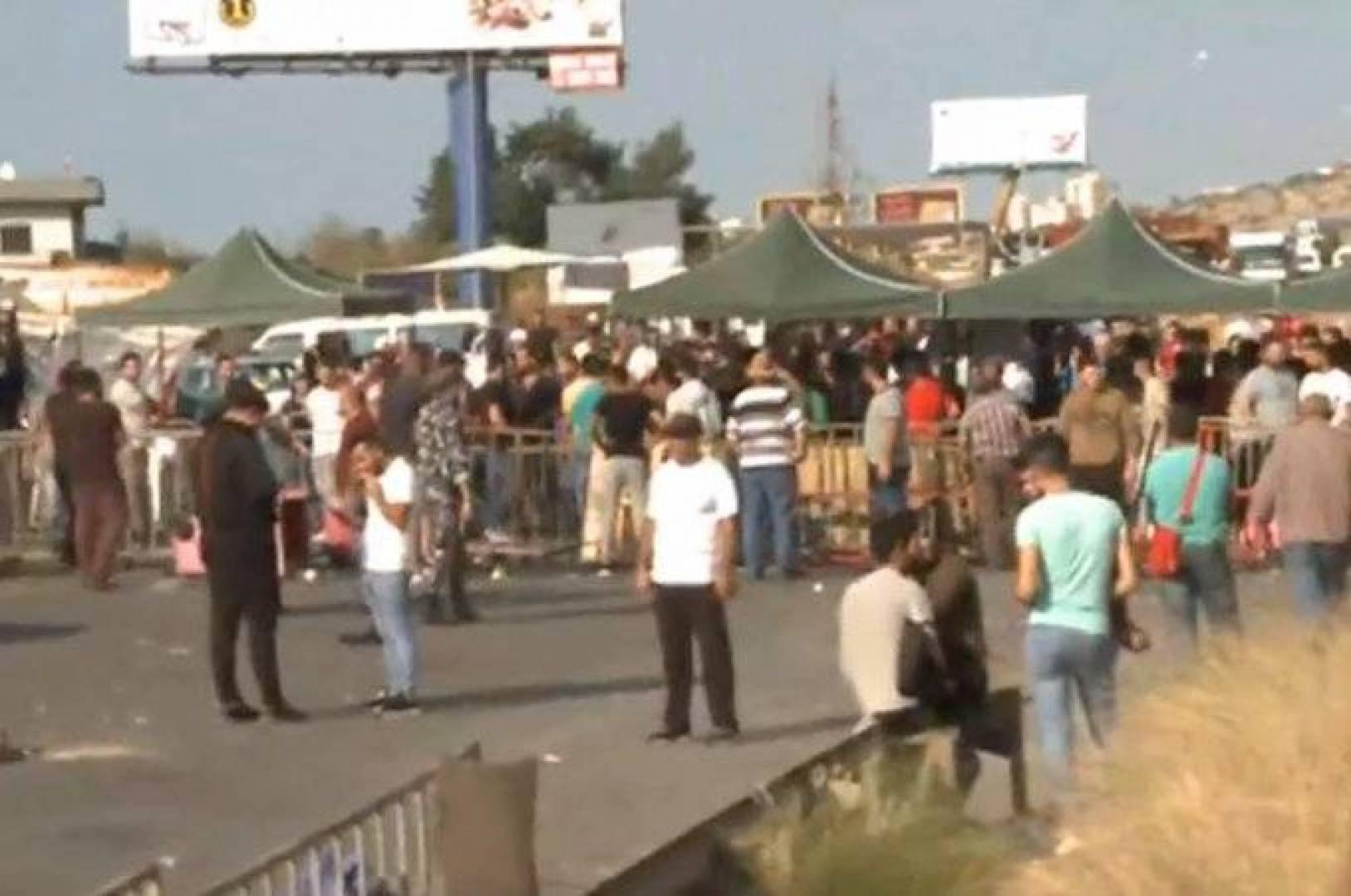 معلومات موقع mtv: الجيش ابلغ المعنيين بفتح الطرقات كافة الليلة بما فيها اوتوستراد الجيّة
