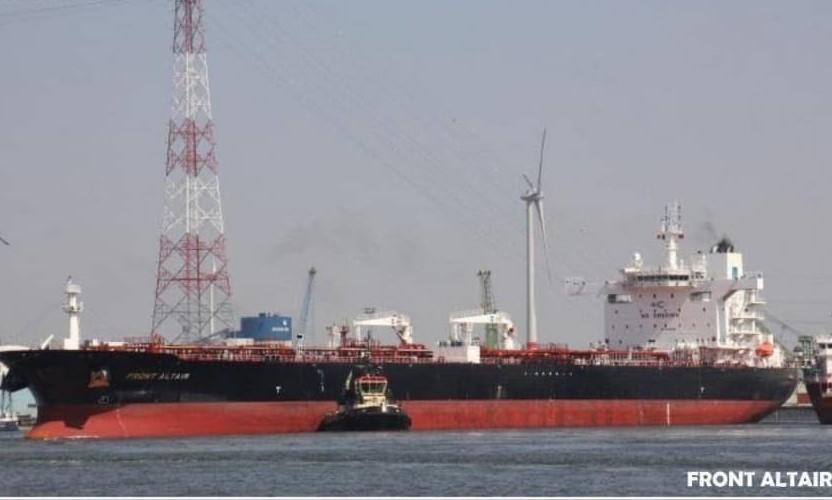 """أ.ف.ب: إيران تعبر عن """"القلق"""" بعد """"حوادث مثيرة للشبهات"""" في بحر عمان"""