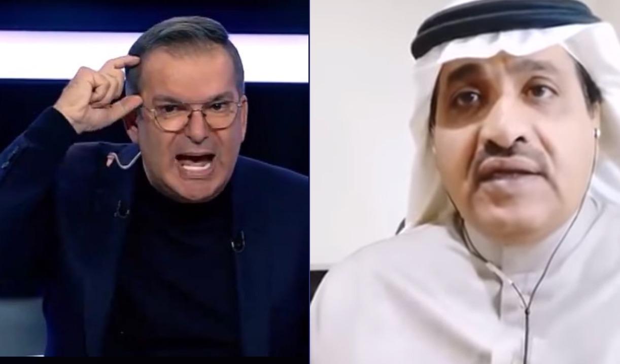 """بالفيديو/ رد ناري من الإعلامي طوني خليفة على سعودي وصف الشعب اللبناني بـ""""النصاب والدجال"""""""