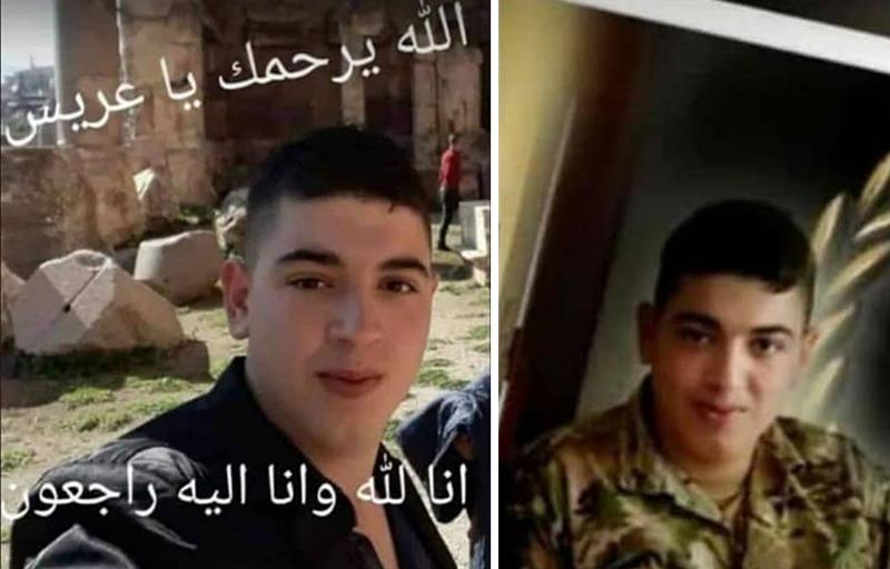 عبد الغني عبد القادر زكريا...ودع خطيبته وقضى اثر الحادث المروع في فنيدق-عكار