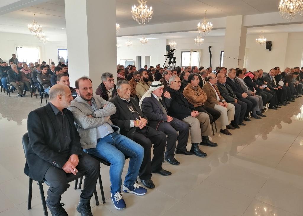 اجتماع لعشيرة آل جعفر بعد مقتل ثلاثة من أبنائها: نحمل قيادة الجيش مسؤولية ما حصل بحق أبنائنا