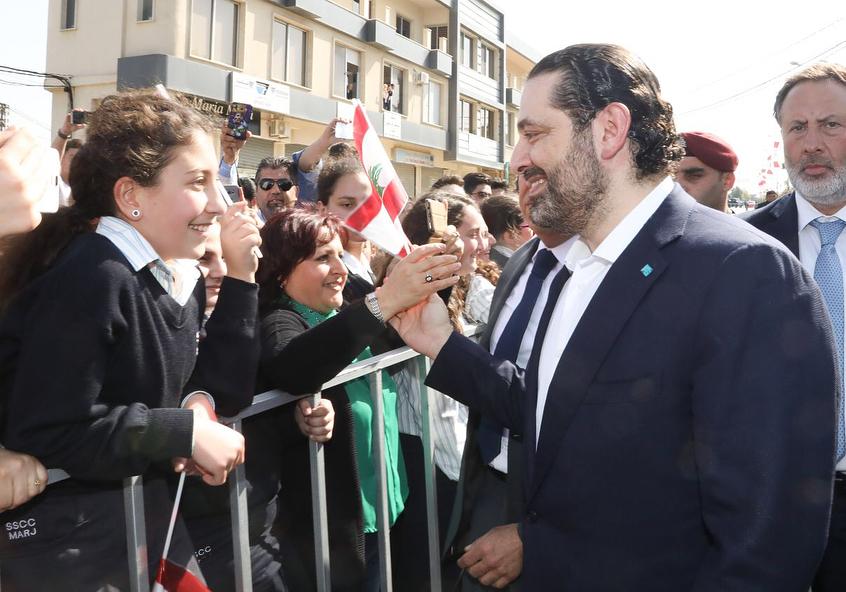 """الحريري منزعج من خطابات التصعيد...""""العصفورية السياسية اللبنانية في أسوأ تجلياتها"""""""