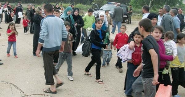 غداً دفعة من النازحين السوريين ستنطلق من النبطية إلى سوريا