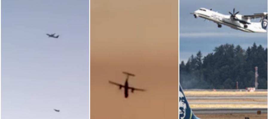 """طائرات """"إف-15"""" طاردته بالجو وأعلنت  السلطات الطوارئ... الكشف عن تفاصيل الحادث وهوية سارق الطائرة الأمريكية"""