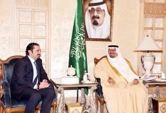 أجواء سعودية تمنع الحريري من التعرض لسوريا أو اتهامها