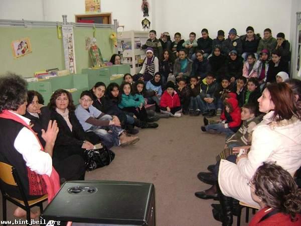 مركز المطالعة  والتنشيط الثقافي في بنت جبيل يستضيف الحكواتي بدعم من المركز الثقافي الفرنسي