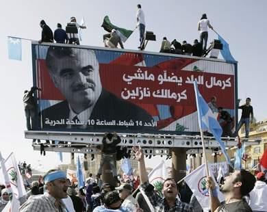 """طائرات العدو الصهيوني تصول وتجول في سماء لبنان """"الزرقا"""".. وخطباء 14 أذار """"صم بكم عمي"""""""