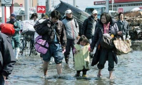 اليابان تتجاوز كارثة الزلزال وتواجه خطر انفجار نوويّ