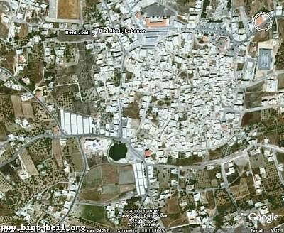 بيان صادر عن اللجنه المكلفه اعمال التحديد والتحرير في مدينة بنت جبيل