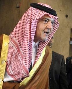 سعود الفيصل: اطلبوا وقفاً لإطلاق النار واتركوا حزب اللّه يرفضه