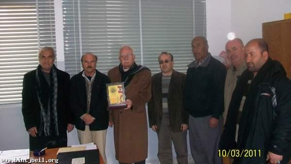 بلدية بنت جبيل كرمت المدراء و الاساتذة في مدارس البلدة