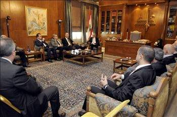بري يتصل بالأسد: إنها الحركة التصحيحية الثانية