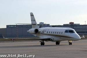 طائرة مصنعة في اسرائيل خرقت المقاطعة وحطت بمطار بيروت الجمعة