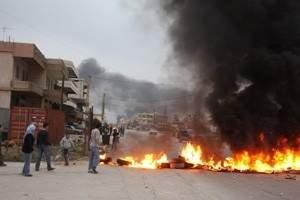 المساجين السنّة والشيعة اعترضوا على تعيين مسؤول مسيحي فأشعلوا النار احتجاجاً