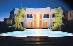 """أول صور لـ """"منزل الإقامة الجبرية"""" لمبارك وعائلته بشرم الشيخ"""