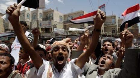 رقصة علي صالح «السنحاني» الأخيرة في تعز