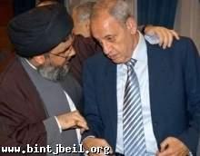 الرئيس بري:  السيد حسن نصر الله بمثابة نفسي وما يصيبه يصيبني