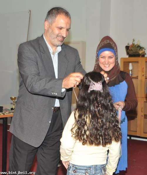 """اختتام """" اسبوع المطالعة """" باحتفال حاشد بثانوية بنت جبيل"""