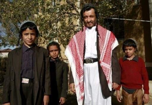 العشرات من يهود اليمن يتظاهرون في صنعاء دعما لصالح