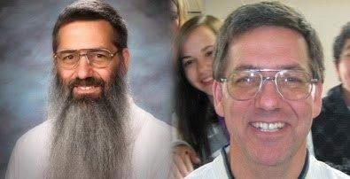 مدرس أمريكي يحلق ذقنه لأول مرة منذ 11 ايلول بعد قتل بن لادن..بالصور