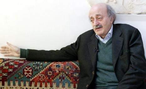 جنبلاط: الغرب اعترف بحاجته إلى نـظام الأسد