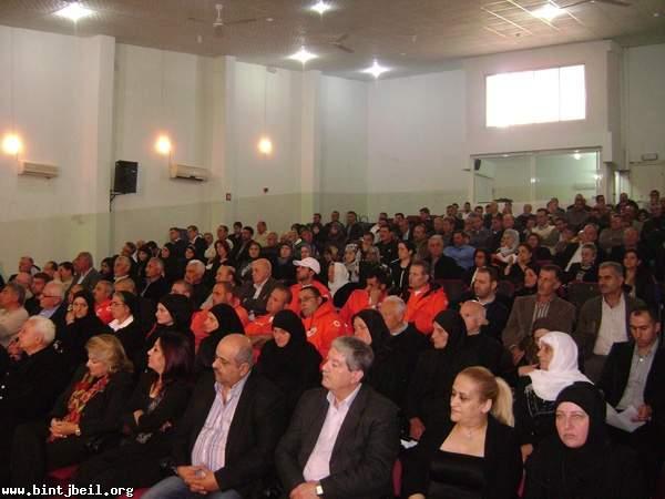 إحتفال تأبيني حاشد في ذكرى المرحوم المربي علي نعيم سعيد بزي