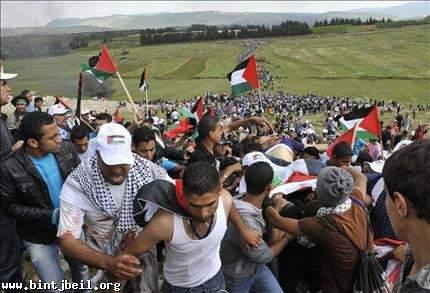 العائدون يخترقون «النكبة» ويُطلّون على فلسطين