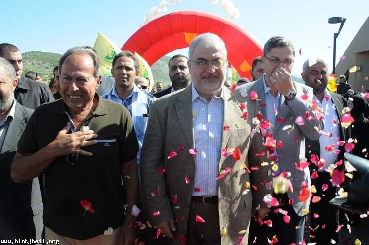الرئيس اميل لحود في مليتا - تقرير مصور