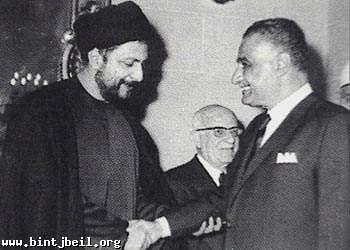 الإمام موسى الصدر وبناء الذات الشيعية