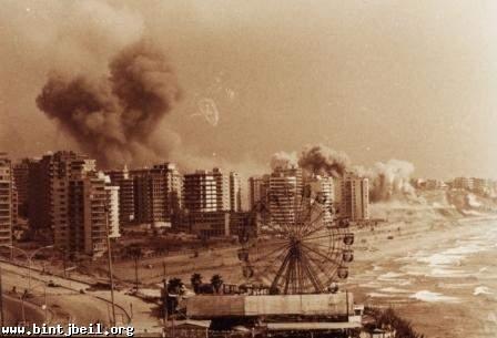 اجتياح 1982: حرب إسرائيل على فلسطين في لبنان