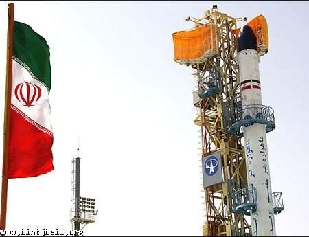 """وزير الدفاع الايراني يعلن عن اطلاق احدث قمر صناعي ايراني""""رصد"""""""