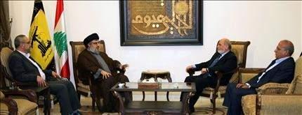 السيدنصر الله وحردان: الحكومة خطوة مهمة جداً