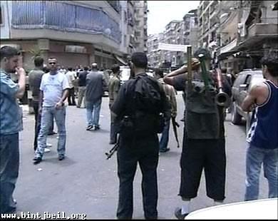 اشتباكات طرابلس : رسائل متعددة الاتجاهات