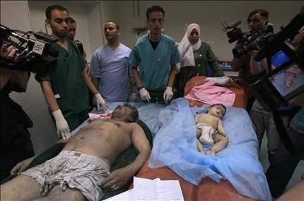 النـظام الليبـي يتـهم الحلـف الأطلسـي بقتل 9 مدنيين في غـارة على طرابلـس