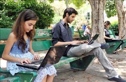 «إنترنت» مجاني في «السيوفي».. وفي 11 حديقة عامة خلال الأشهر المقبلة