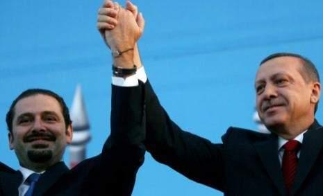 جمهور المستقبل: يتم سياسي يعوّضـه العلم التركي