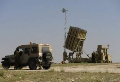 الجيش الاسرائيلي: تل ابيب نشرت نظام القبة الحديدية قرب حيفا