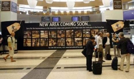الأسعار تحلّق في المطار